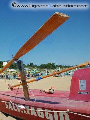 Spiaggia-colonie