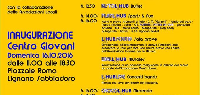 Inaugurazione-Centro-Giovani-Lignano-Sabbiadoro