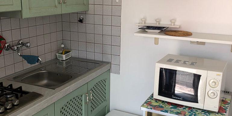 cucina appartamento lignano sabbiadoro villa elena